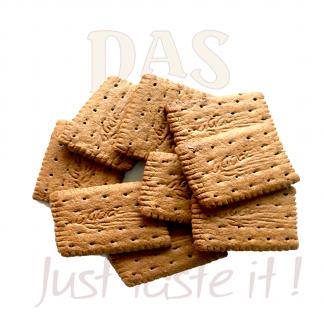 Biscuiti cu faina de roscove Caruba